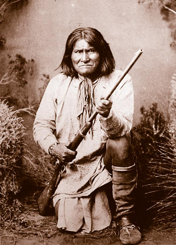 Apache Indian Tribe