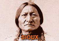 Lakota-Sioux Indian Tribe